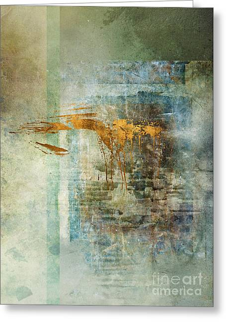Digital Media Greeting Cards - Chamber Greeting Card by Aimee Stewart