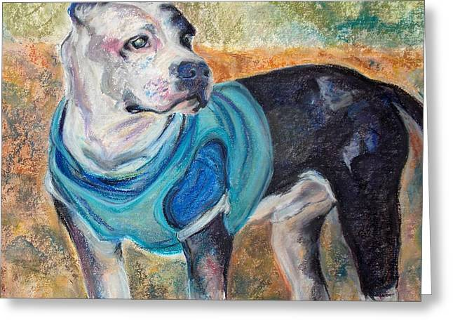 Best Sellers -  - Mindy Sue Werth Greeting Cards - Chance  Greeting Card by Mindy Sue Werth