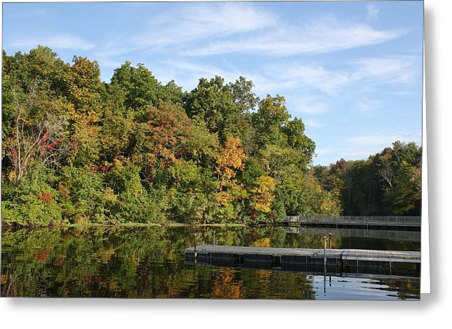 Amateur Photographer Greeting Cards - Changing Seasons Greeting Card by Bruce Bley