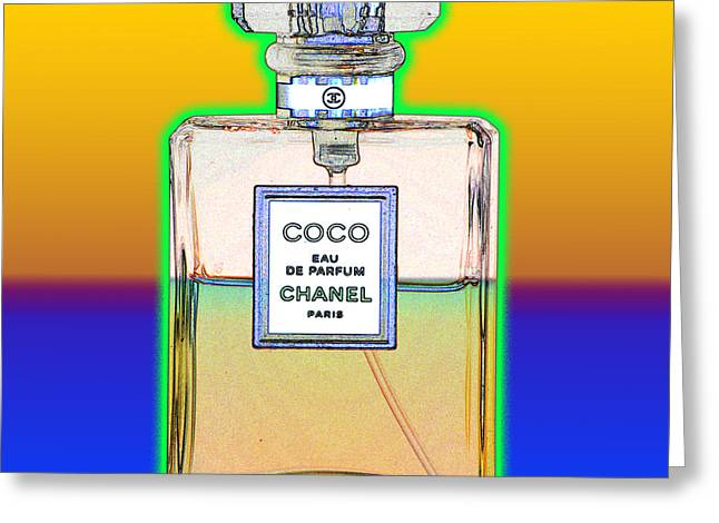 Decorative Greeting Cards - Channel Bottle 2 Greeting Card by Gary Grayson