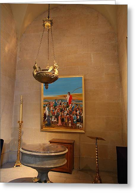 Chapel At Les Invalides - Paris France - 01134 Greeting Card by DC Photographer