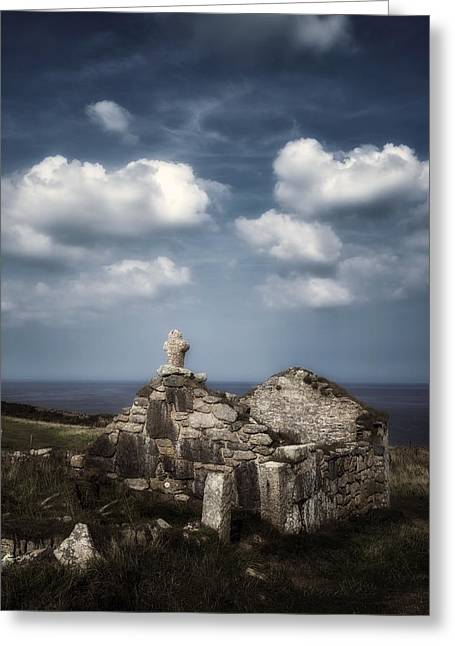 Chapel Photographs Greeting Cards - Chapel Greeting Card by Joana Kruse