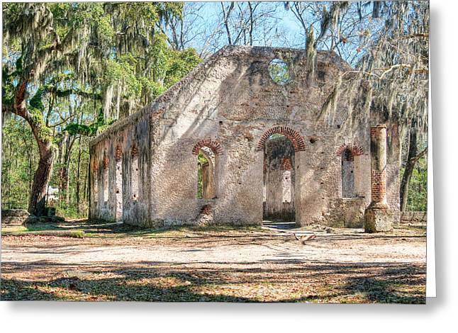 Chapel Of Ease Greeting Cards - Chapel of Ease - Front Greeting Card by Scott Hansen