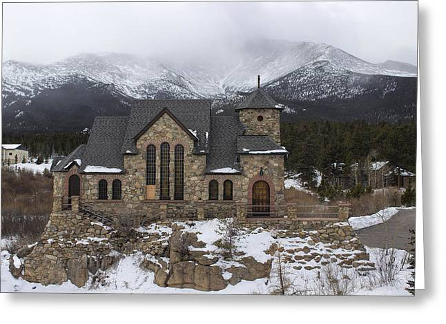 Chapel On The Rock Photographs Greeting Cards - Chapel on the Rock Greeting Card by Becca Buecher