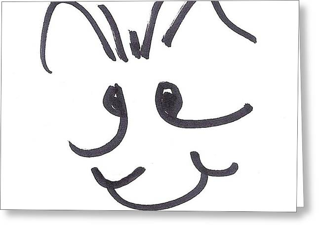 Cartoonist Drawings Greeting Cards - Character Creation - BridgeGET Greeting Card by Brett Smith