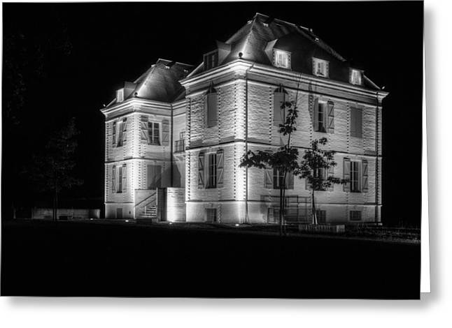 Castel Greeting Cards - Chateau de Capdeville Greeting Card by Erik Brede
