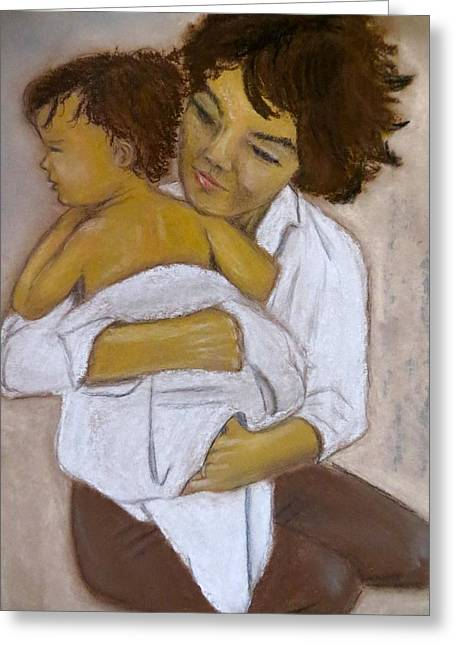 F And F Baby Greeting Cards - Chatham Dreams Greeting Card by C Pichura
