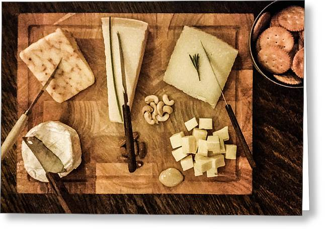 Swiss Culture Greeting Cards - Cheese Platter Greeting Card by Semmick Photo