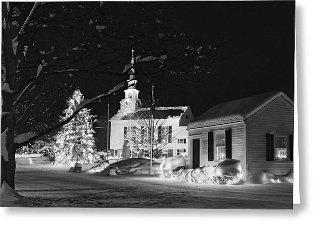 Toll House Greeting Cards - Chelmsford 020 Greeting Card by Jeff Stallard