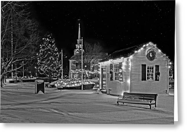 Toll House Greeting Cards - Chelmsford 023 Greeting Card by Jeff Stallard