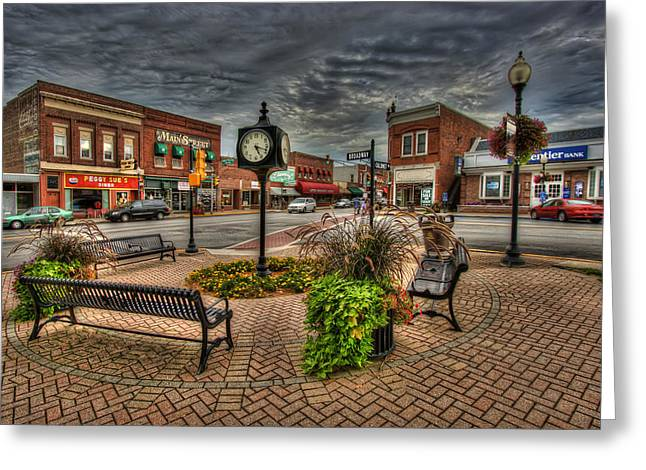 Chesterton 2 Greeting Card by Scott Wood