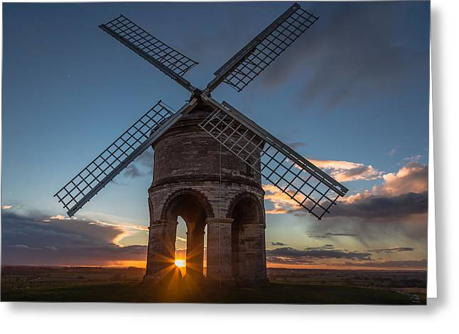 Warwickshire Greeting Cards - Chesterton Greeting Card by Chris Fletcher