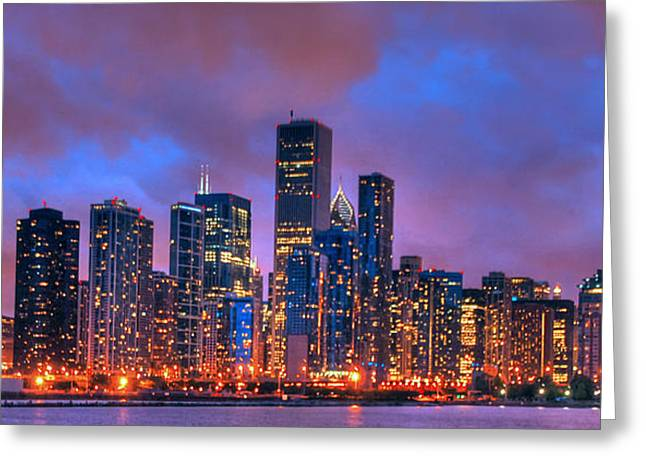 Chicago Skyline From Navy Pier View 2 Photograph By Ken Smith