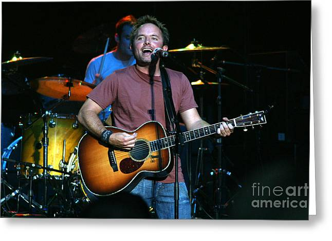 Chris Tomlin 8206 Greeting Card by Gary Gingrich Galleries