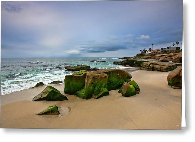 Locations Greeting Cards - Chriss Rock 2013 Greeting Card by Peter Tellone