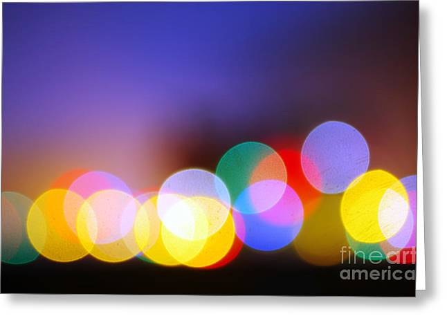 Christmas Eve Greeting Cards - Christmas background Greeting Card by Carlos Caetano