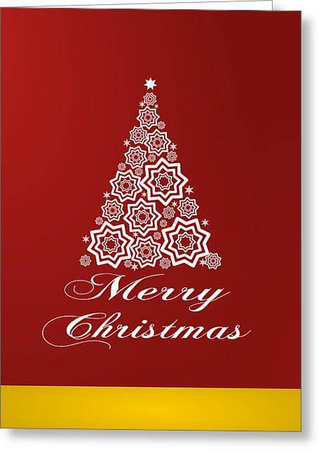 Christmas Card Ideas Greeting Cards - Christmas Card 10 Greeting Card by Martin Capek
