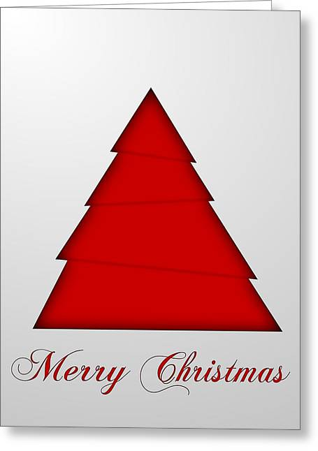 Christmas Greeting Greeting Cards - Christmas Card 15 Greeting Card by Martin Capek