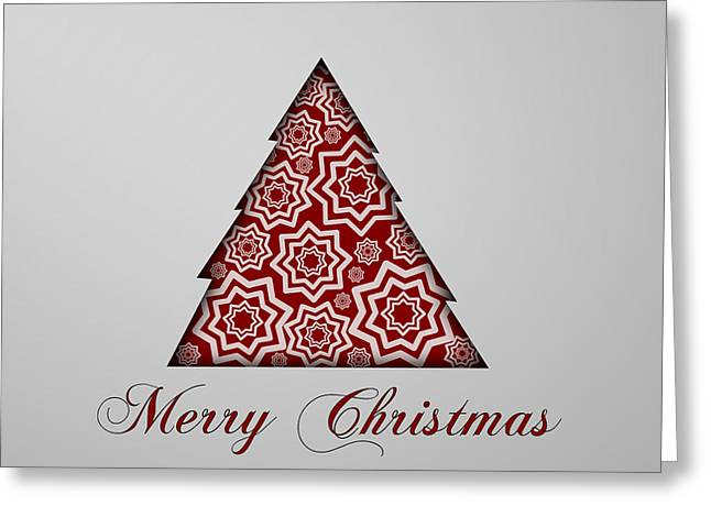 Christmas Card Ideas Greeting Cards - Christmas Card 16 Greeting Card by Martin Capek