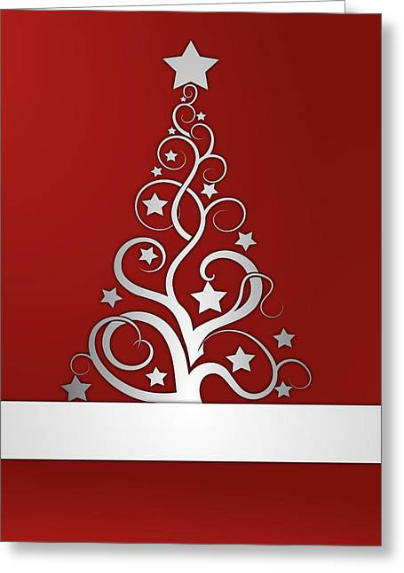 Christmas Card Ideas Greeting Cards - Christmas Card 23 Greeting Card by Martin Capek