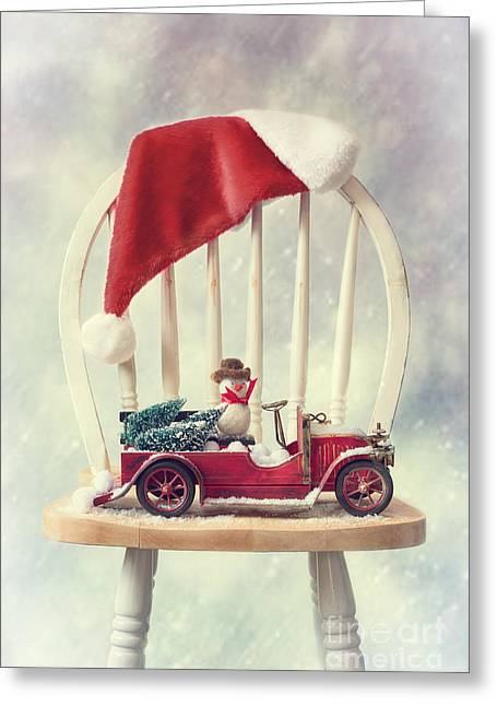Christmas  Greeting Card by Amanda And Christopher Elwell