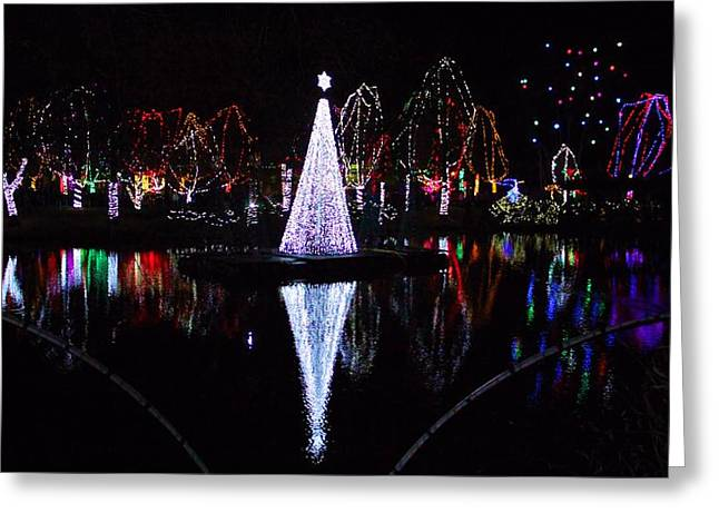 Christmas Eve Photographs Greeting Cards - Christmas In Ohio Greeting Card by Dan Sproul