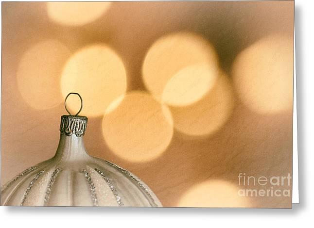 Card Greeting Cards - Christmas Magic II Greeting Card by Sabine Jacobs