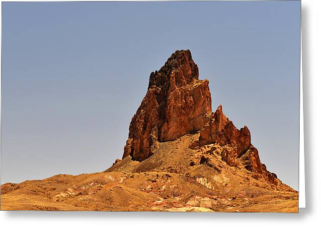 Church Rock Arizona - Stairway to Heaven Greeting Card by Christine Till