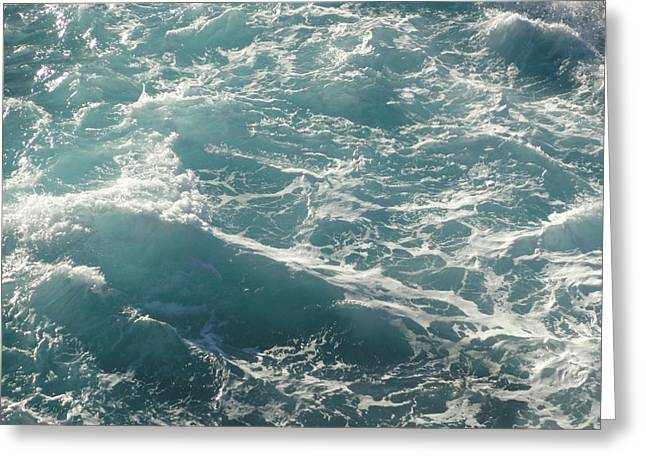 Point Lobos Greeting Cards - Churn Greeting Card by Shannon Grissom