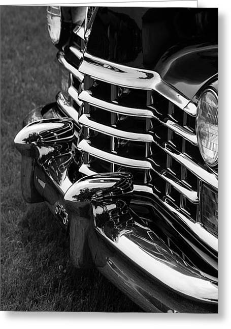 Caddy Greeting Cards - Classic Caddy Phone Case Greeting Card by Edward Fielding