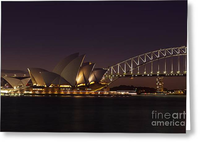 Recently Sold -  - City Lights Greeting Cards - Classic Elegance Greeting Card by Andrew Paranavitana