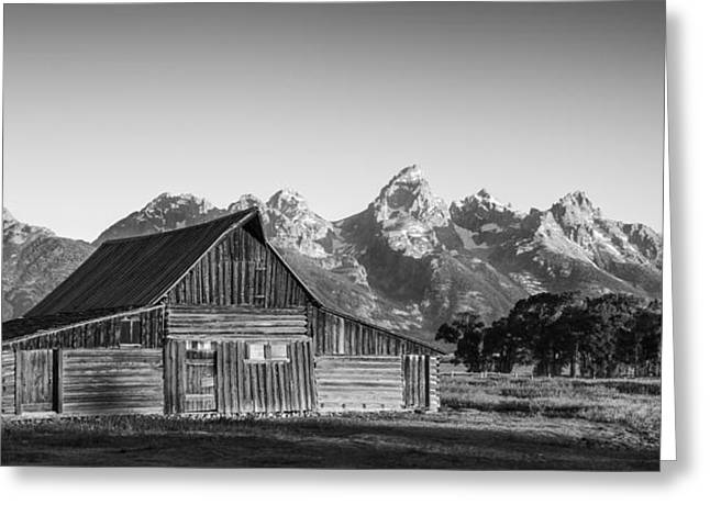 Jackson Greeting Cards - Classic Jackson Hole Greeting Card by Peter Irwindale