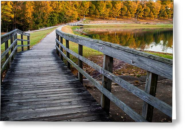 Beautiful Scenery Greeting Cards - Clear Reflections Greeting Card by Shelby  Young