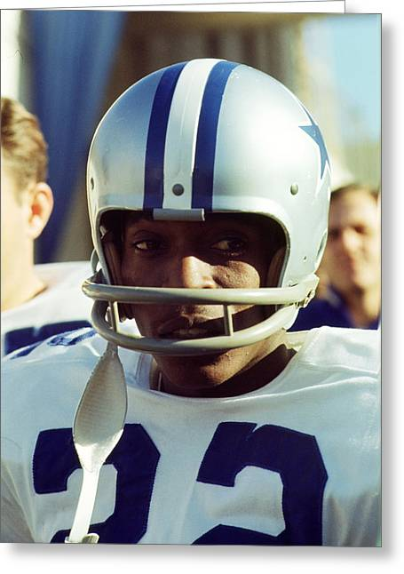 National Football League Photographs Greeting Cards - Bob Hayes Greeting Card by Retro Images Archive