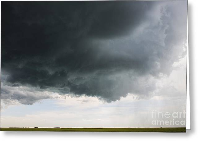 Severe Weather Greeting Cards - Clouds Greeting Card by Francis Lavigne-Theriault