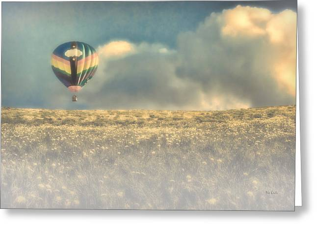 Clouds Within Clouds Greeting Card by Bob Orsillo