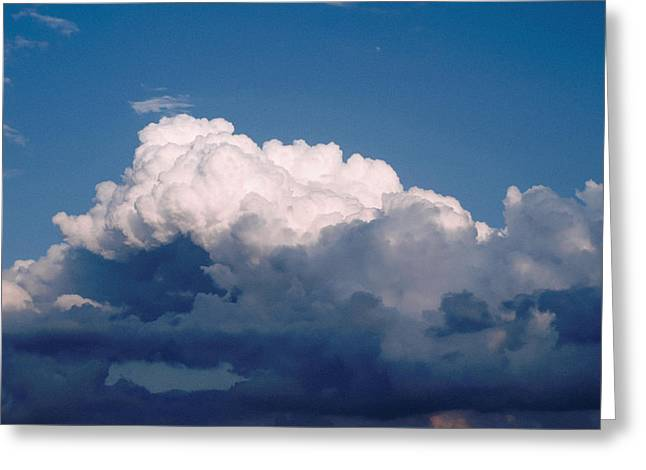 Tom Druin Greeting Cards - Cloudscape...six Greeting Card by Tom Druin