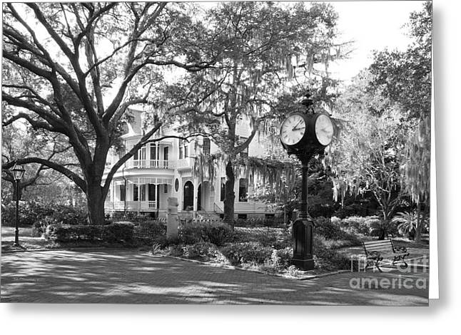 Recently Sold -  - Special Occasion Greeting Cards - College of Charleston Sottile House Greeting Card by University Icons