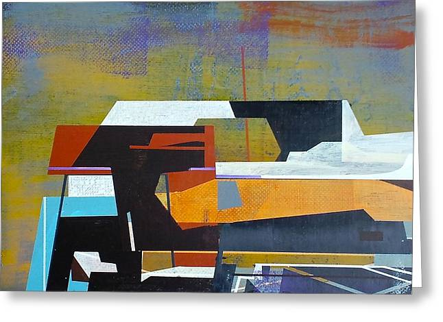 Colony I Greeting Card by Jim Harris