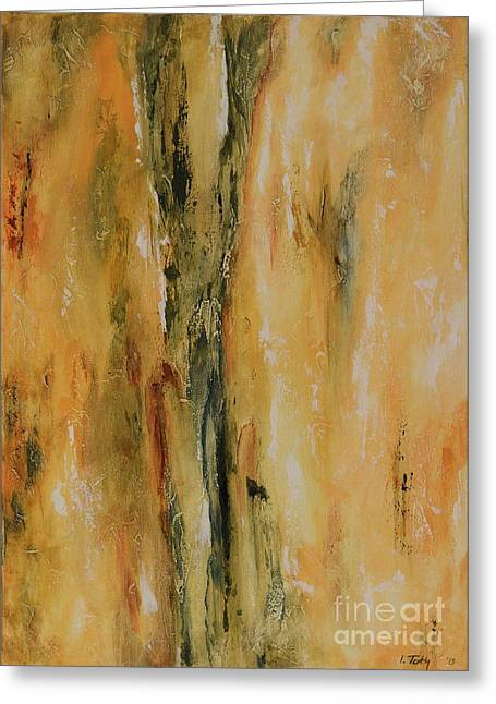 Dream Scape Greeting Cards - Color harmony 09 Greeting Card by Emerico Imre Toth