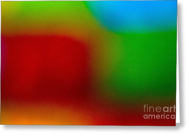 Decor Photography Pastels Greeting Cards - Color Me Happy Greeting Card by Imani  Morales