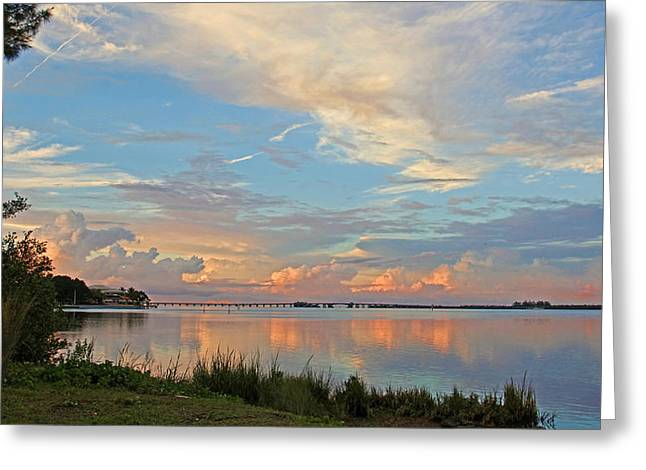 My Ocean Greeting Cards - Color My World Greeting Card by HH Photography