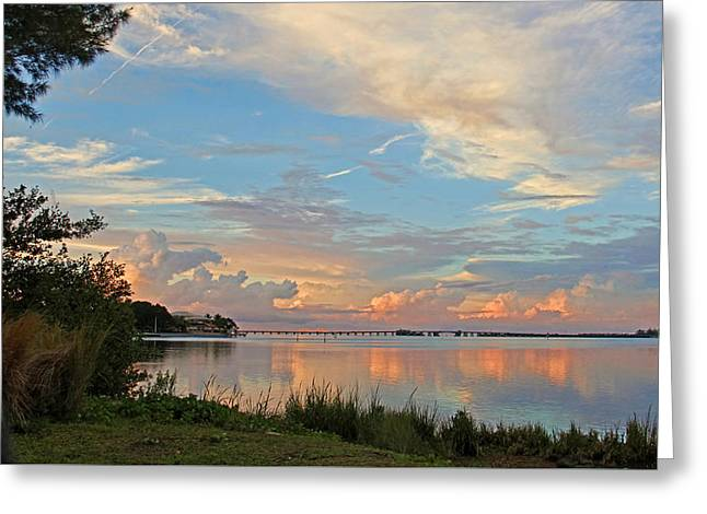 My Ocean Greeting Cards - Color My World Greeting Card by HH Photography of Florida