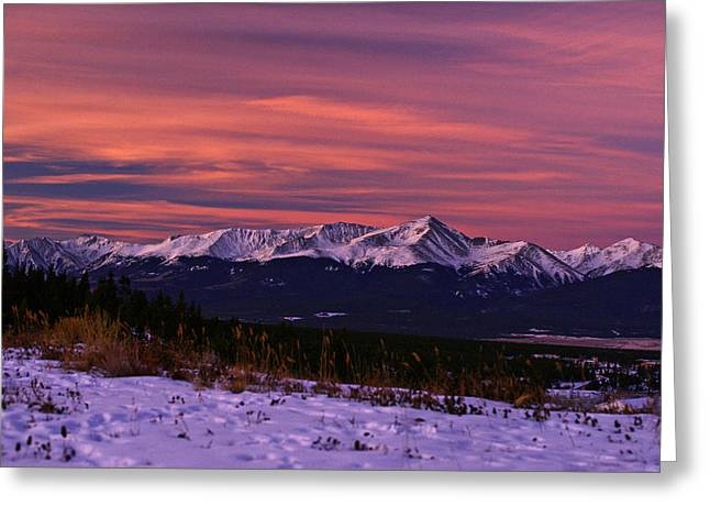 Pk Greeting Cards - Color of Dawn Greeting Card by Jeremy Rhoades