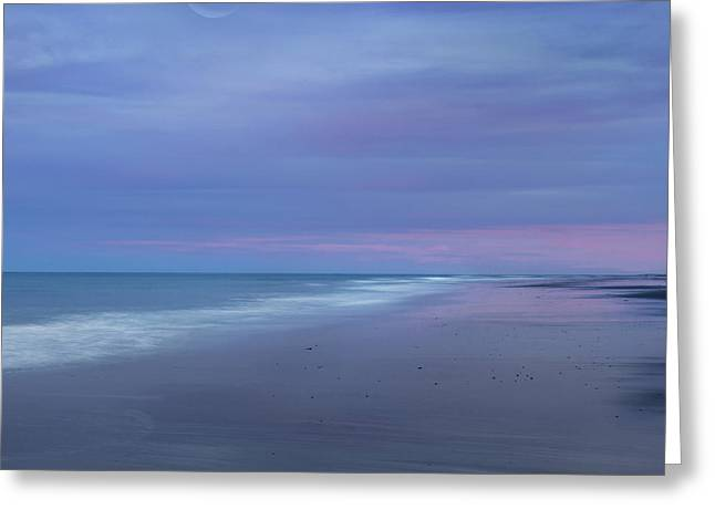 Cape Cod National Seashore Greeting Cards - Colors Of Morning Greeting Card by Bill  Wakeley