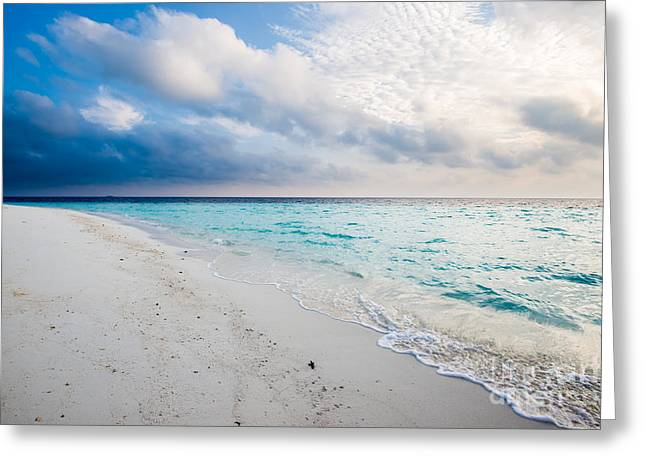 Hannes Cmarits Greeting Cards - Colors Of Paradise Greeting Card by Hannes Cmarits