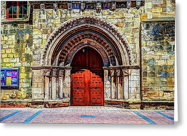 Architectural Photography Greeting Cards - Come All Greeting Card by Dado Molina