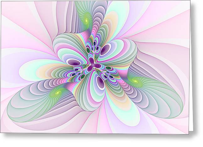 Noticeable Greeting Cards - Come Together Greeting Card by Gabiw Art