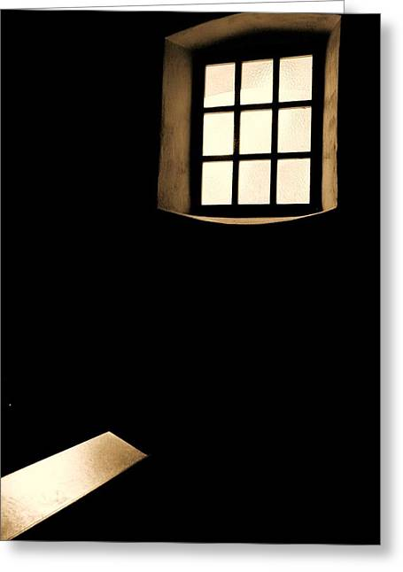 """""""prayer Room"""" Greeting Cards - Come Unto Me Greeting Card by Marianne Jimenez"""