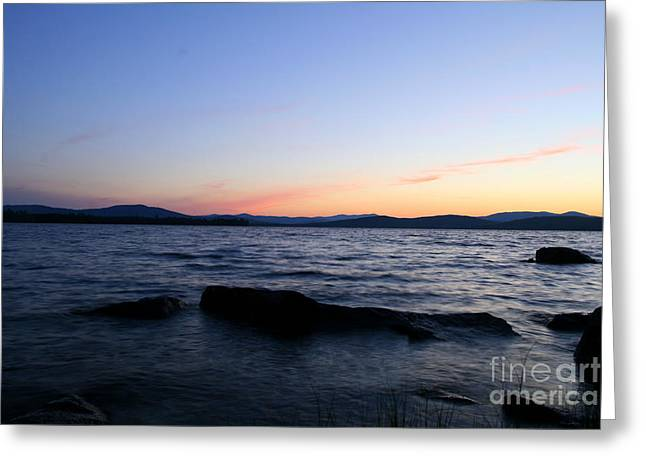 Sunset Greeting Cards Greeting Cards - Comfortably Numb Greeting Card by Neal  Eslinger